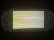 Sony psp 2008 прошитая.полный комплект